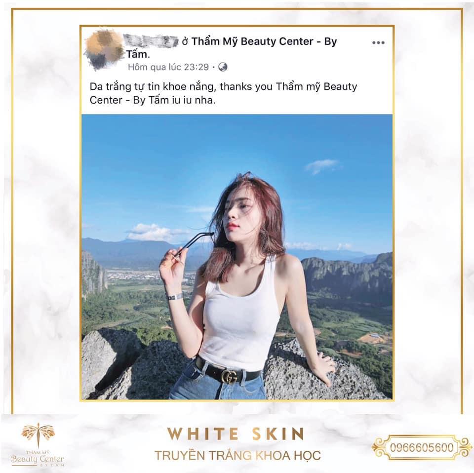 làm trắng da White Skin