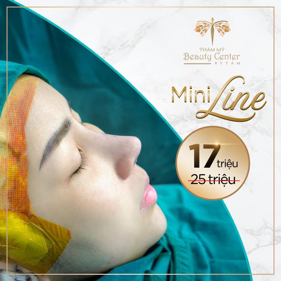 Nâng mũi Mili Line