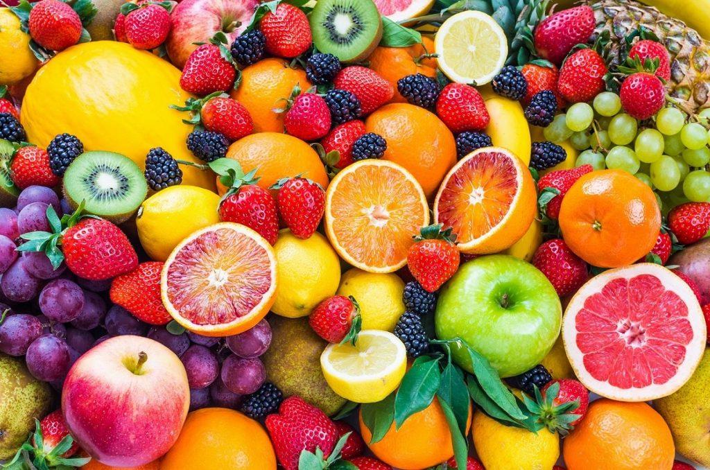 Ăn nhiều hoa quả bổ sung vitamin