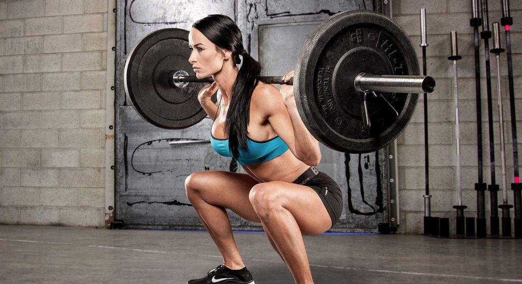 Tập gym làm mông to