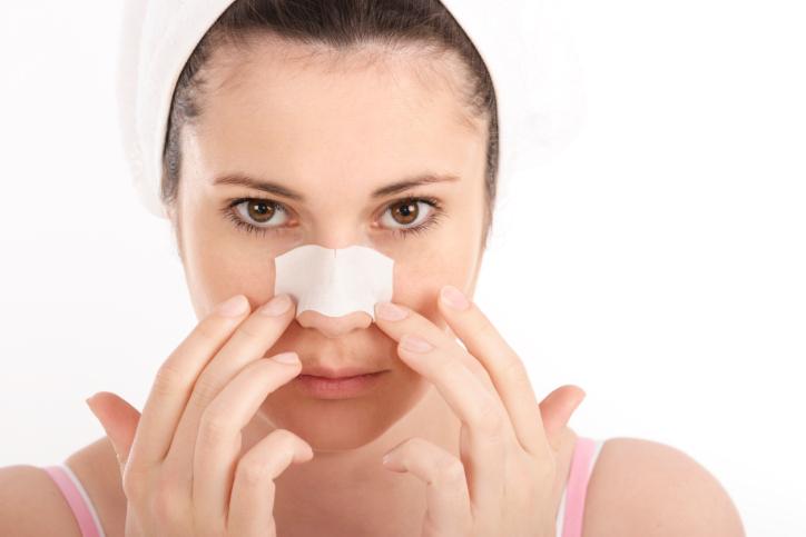 chăm sóc mũi