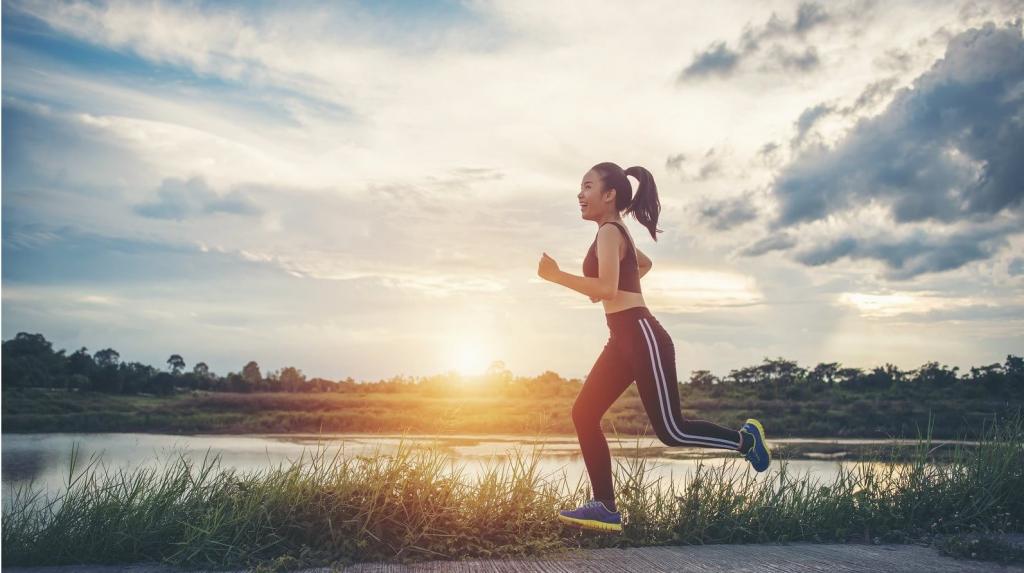 giảm mỡ đùi bằng tập thể dục