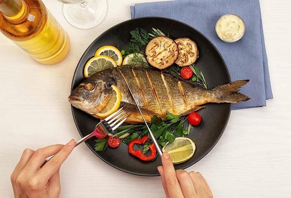 thêm hải sản vào chế độ ăn