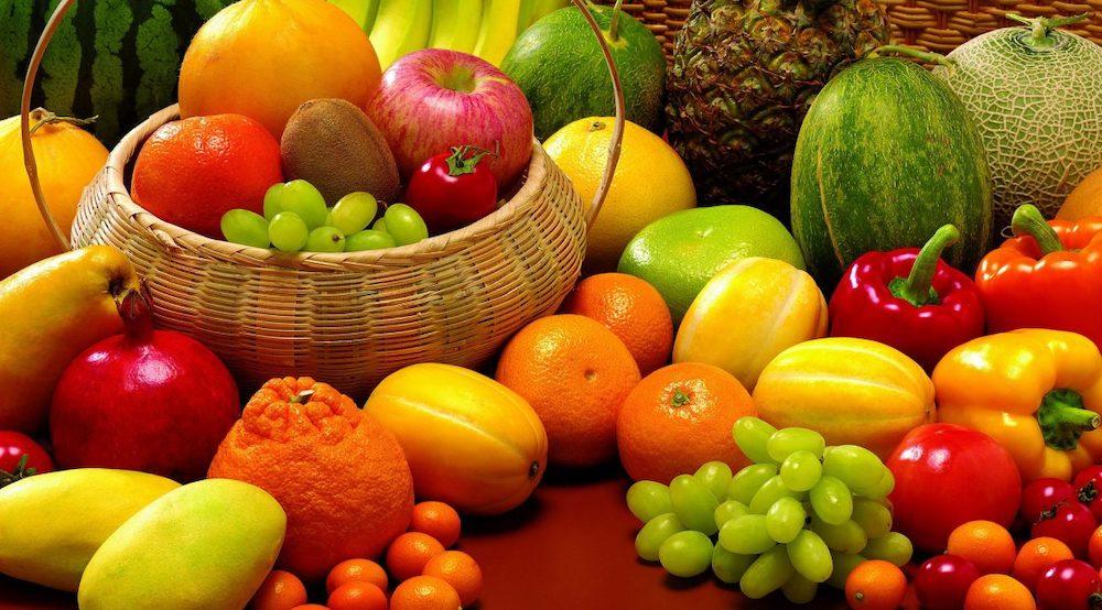 ăn nhiều trái cây hàng ngày