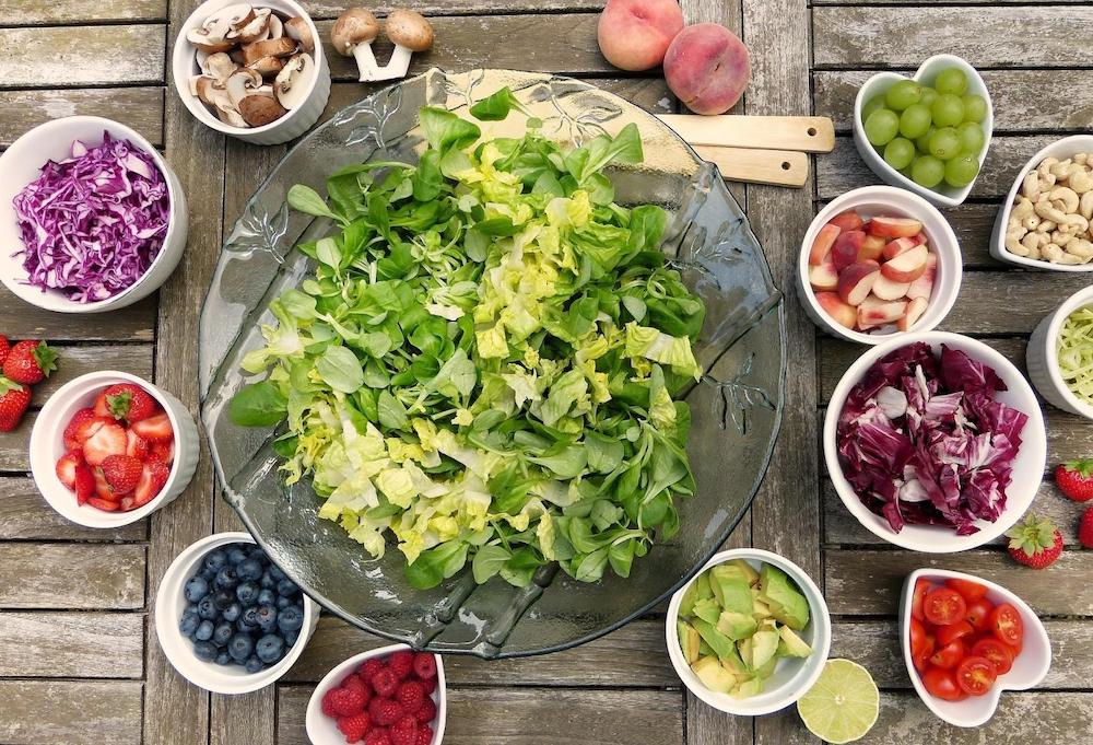 ăn nhiều chất xơ và các loại ngũ cốc