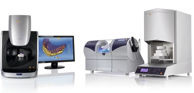 Hệ thống Cad/cam ứng dụng trong nha khoa