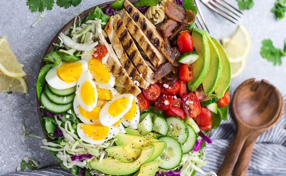 thực đơn giảm cân bằng dash diet