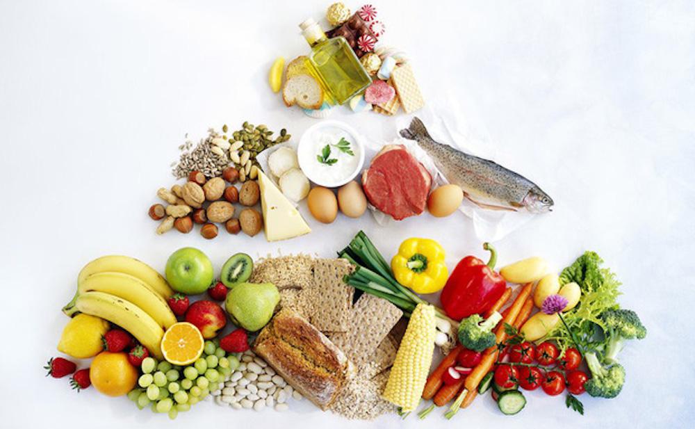 điều chỉnh chế độ ăn