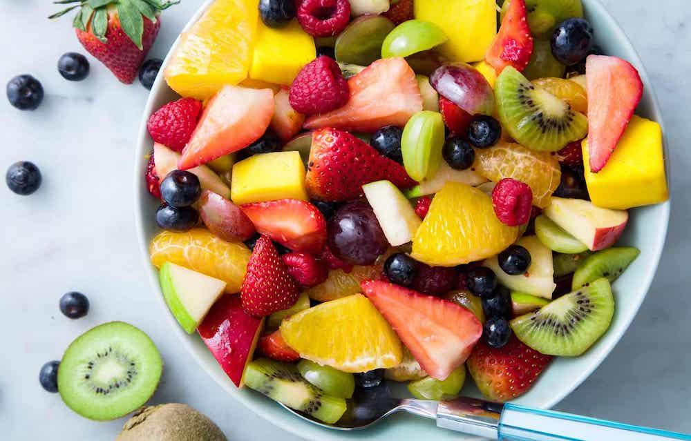 giảm mỡ đùi bằng ăn uống lành mạnh