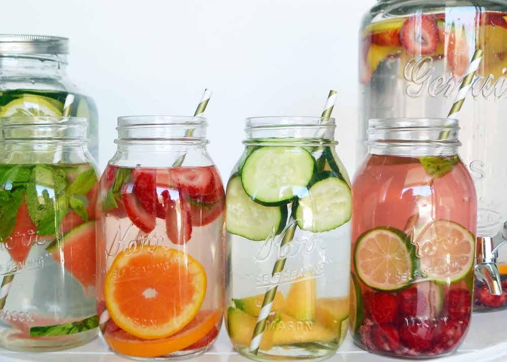 các loại nước uống có tác dụng đốt cháy mỡ thừa