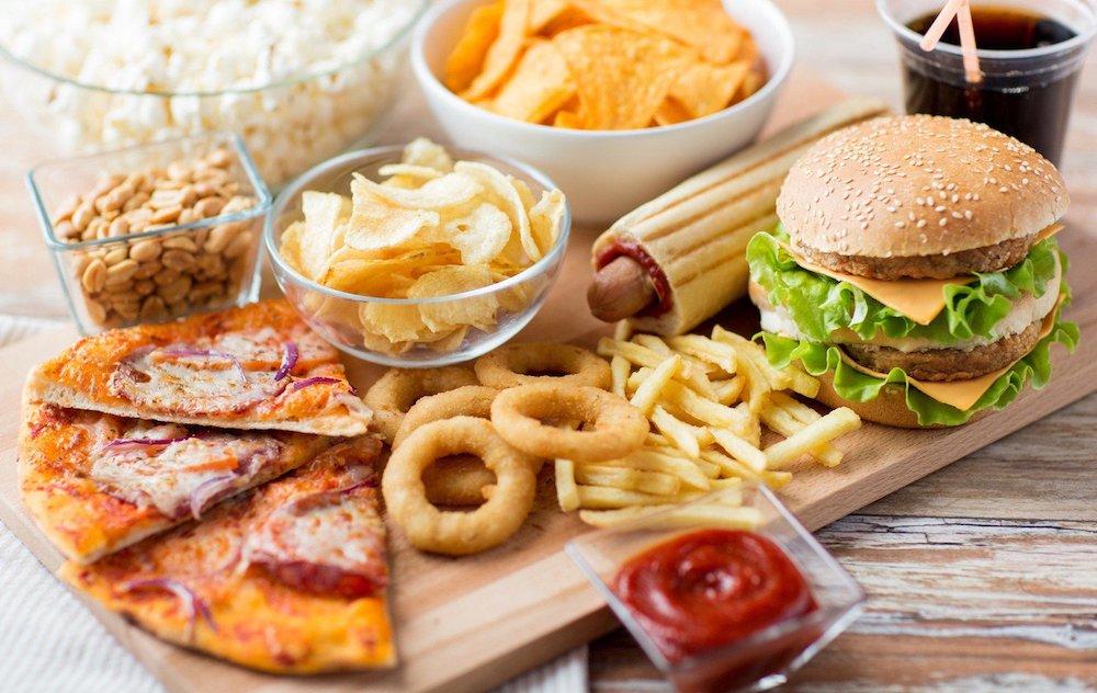 thực đơn giảm cân giảm ăn đồ chiên
