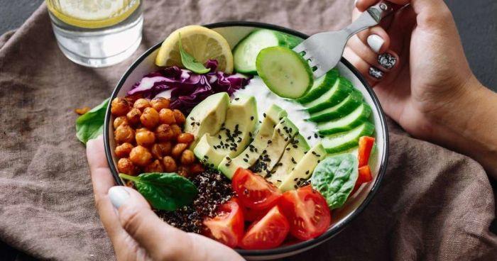 eat clean hoa quả