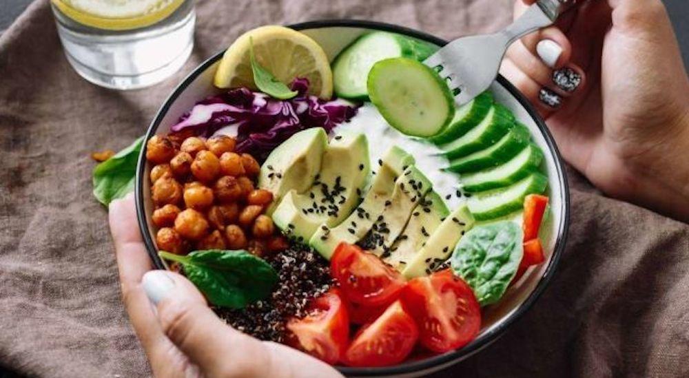 thực đơn giảm cân bằng chế độ ăn eat clean