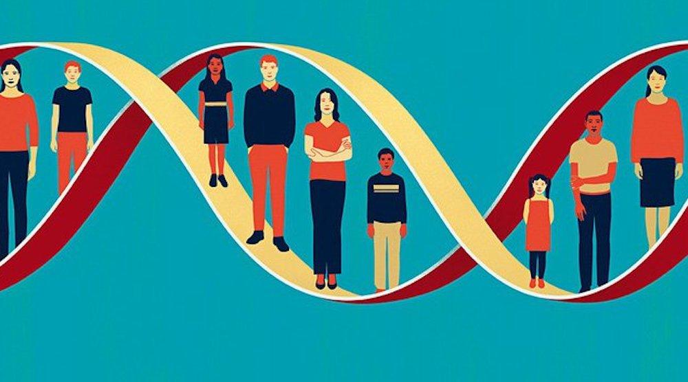 di truyền bị chân to