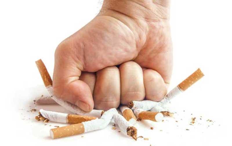 dùng thuốc lá có hại