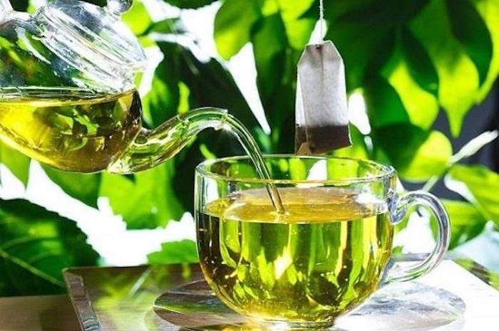 trà xanh giảm cân
