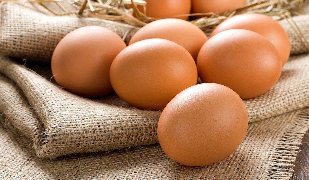 trứng giúp giảm cân