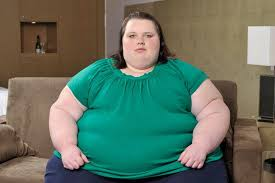 béo phì nữ