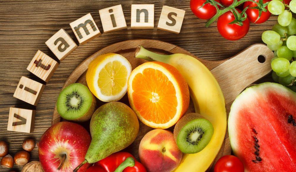 bổ sung vitamin cho cơ thể