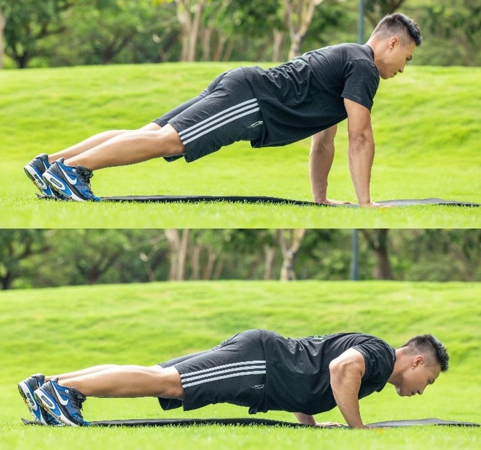 luyên tập thể dục giúp giảm cân