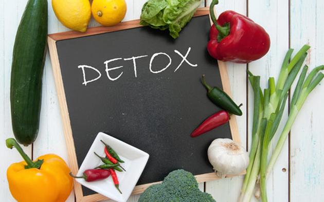 detox cơ thể