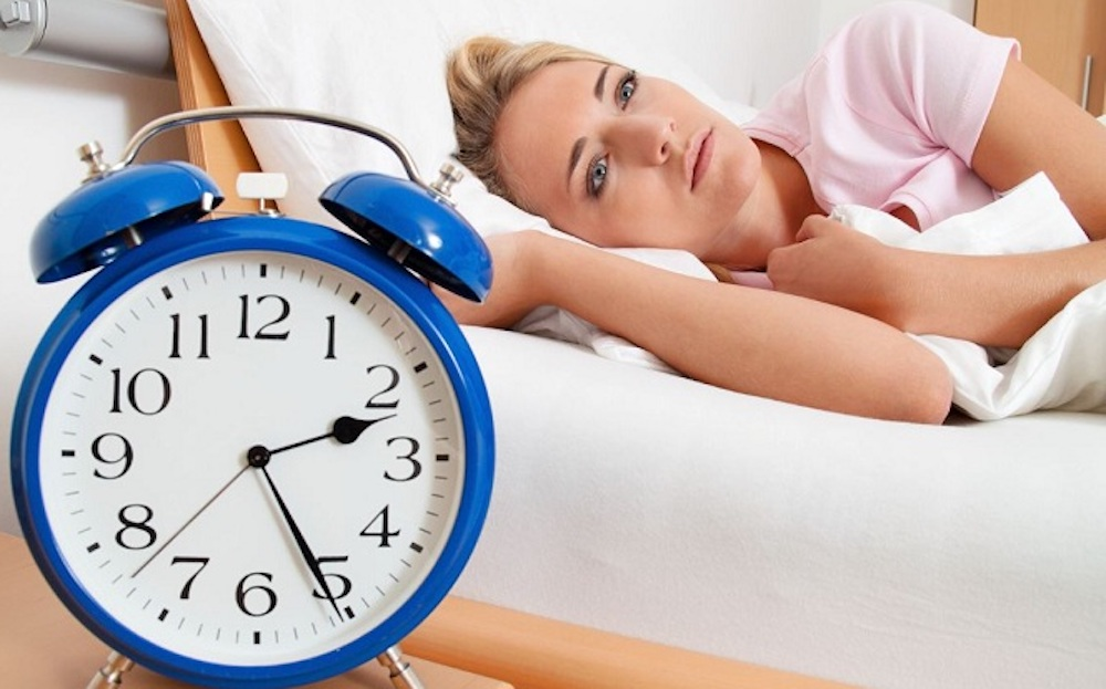do di truyền thiếu ngủ