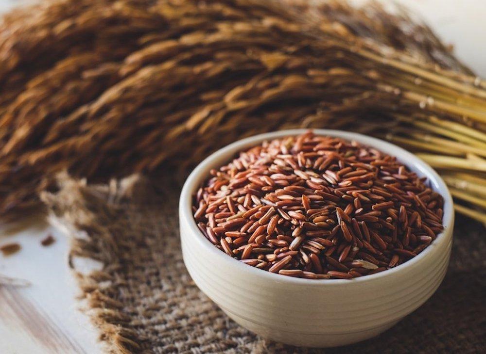 giảm cân cùng gạo lứt