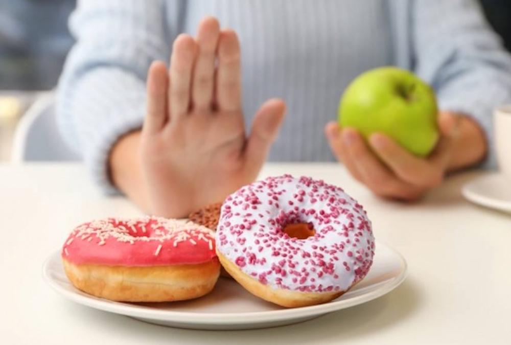 giảm lượng đường giảm mỡ bụng