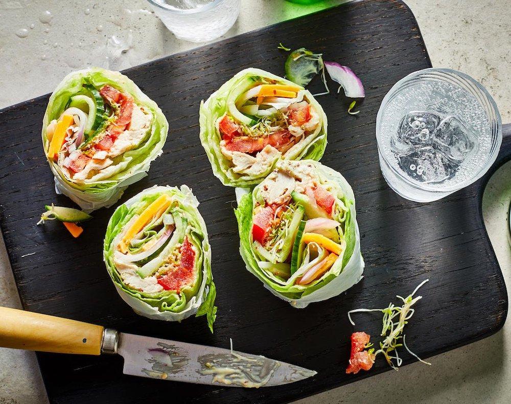 ăn rau củ giúp giảm béo