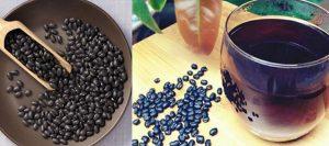 giảm cân với nước đậu đen