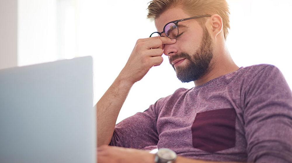 tránh căng thẳng stress làm giảm mỡ bụng