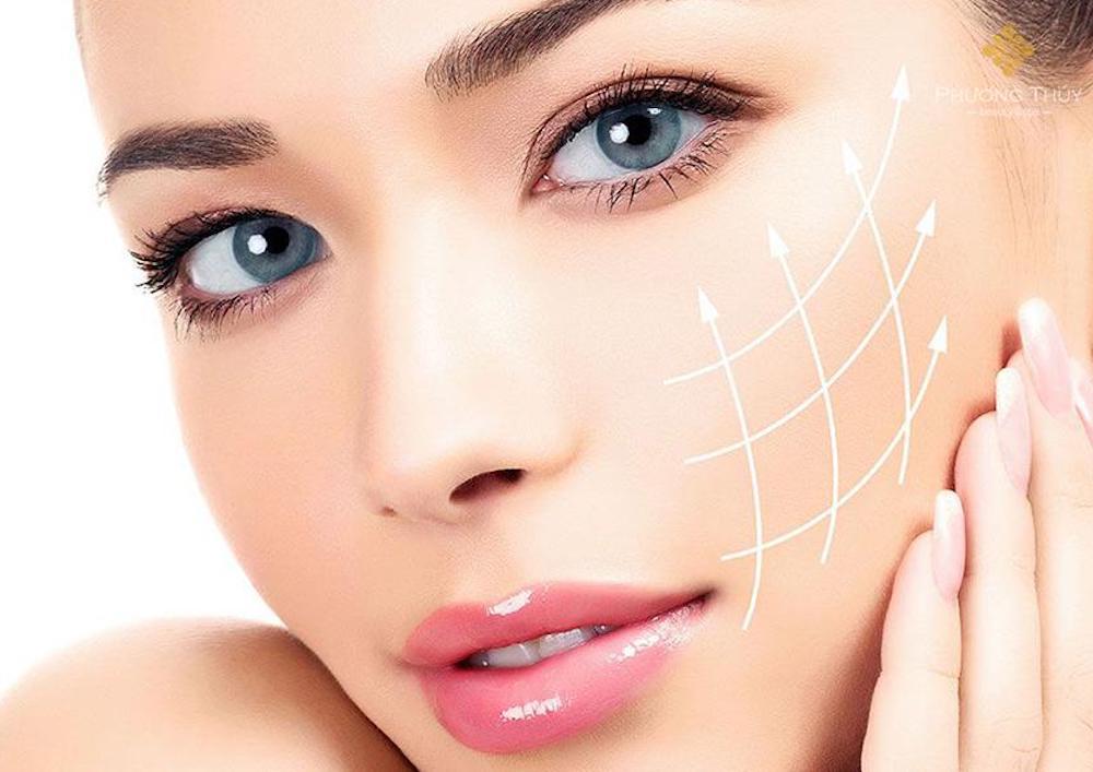 phương pháp trẻ hoá da mặt
