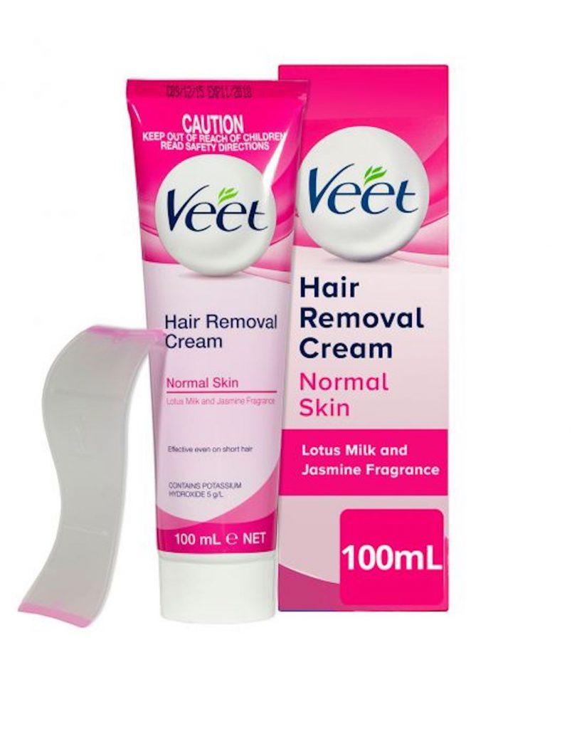 Silky Fresh Hair Removal Cream
