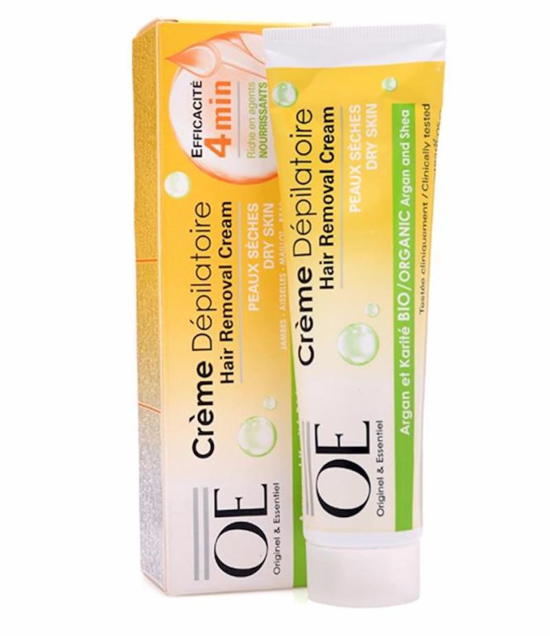 Kem tẩy lông Hair Removal Cream Organic Agran and Shea