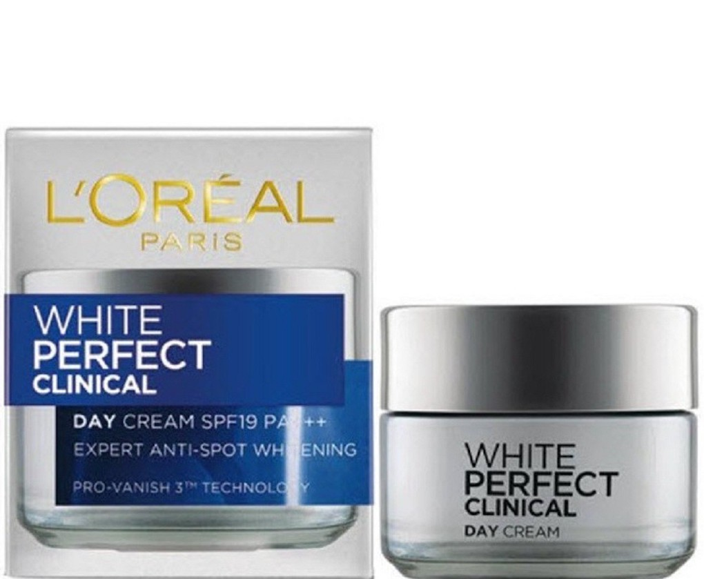 L'OREAL WHITE PERFECT
