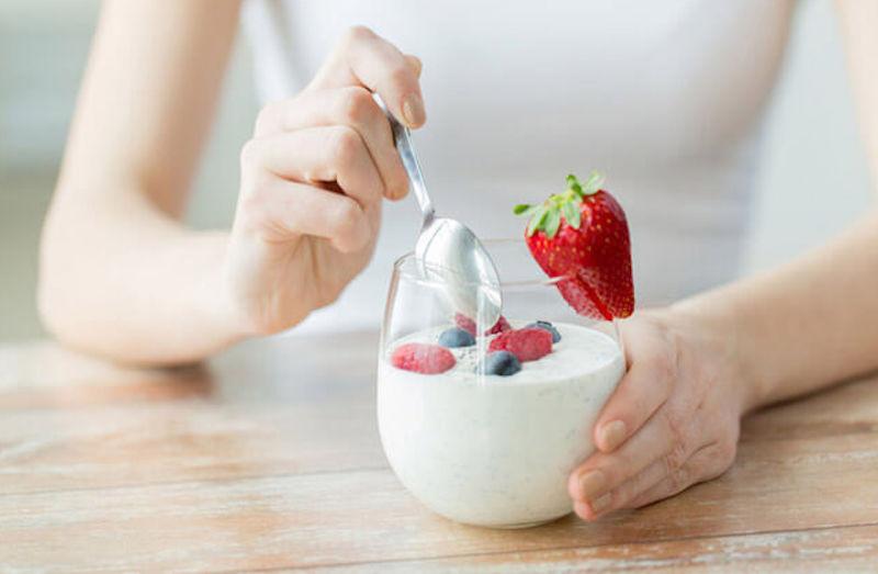 ăn sữa chua mỗi ngày