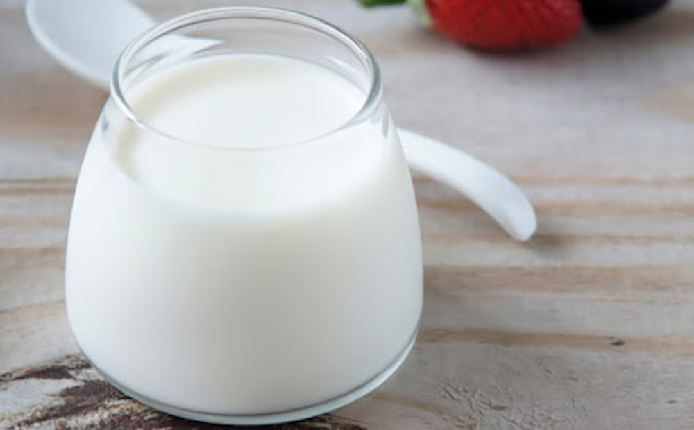 sữa chua không đường