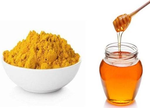 trà mật ong nghệ giảm cân