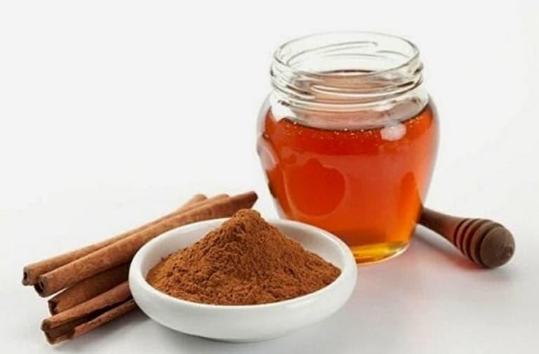 trà quế mật ong giảm cân