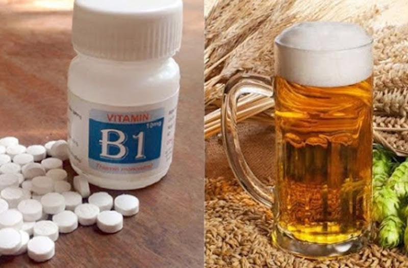 b1 và bia