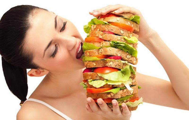 chế độ ăn thiếu khoa học