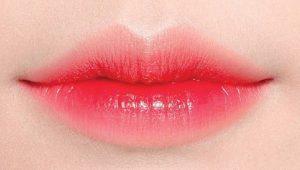 phun môi
