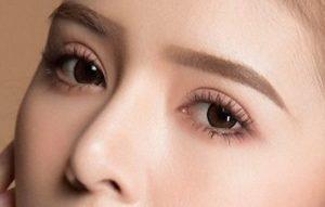 mắt 2 mí