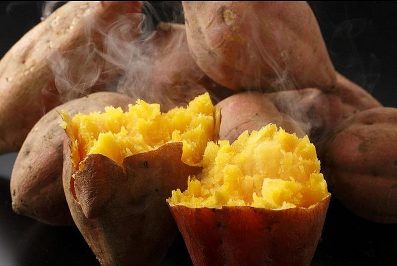 ăn kiêng với khoai lang