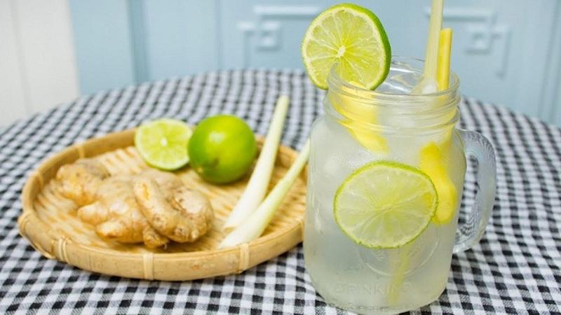uống giảm cân