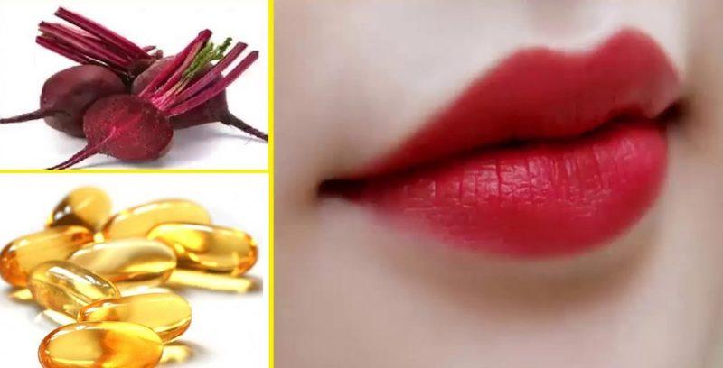 vitamin e và củ dền