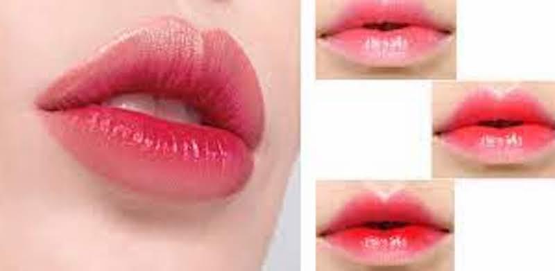 xăm môi