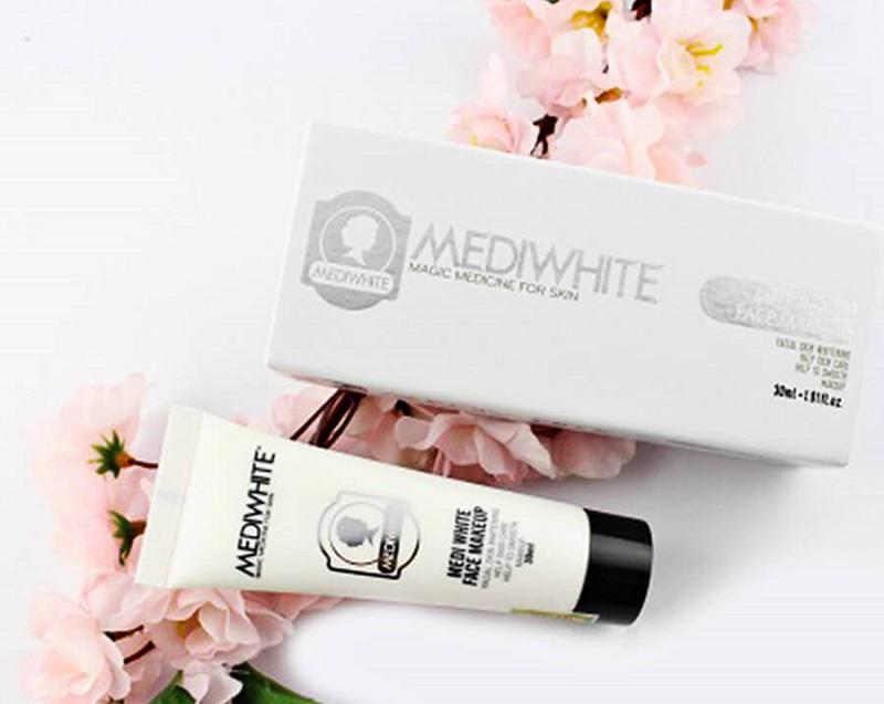 Kem trị thâm môi Medi White Lip Care