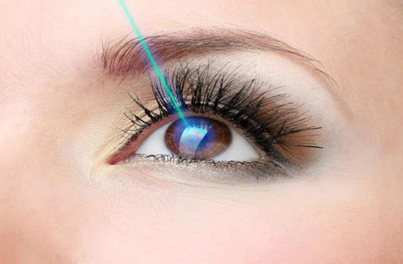 tác động của laser đến mắt
