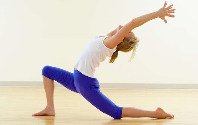 tập thể dục sau khi nâng mũi